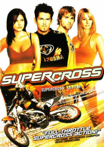French DVDs - Supercross