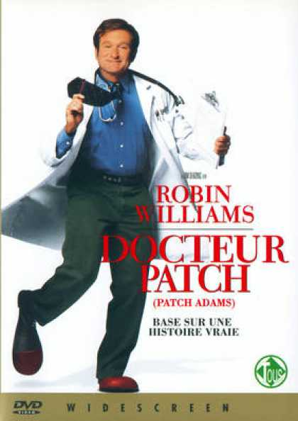 French DVDs - Patch Adams