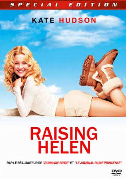 French DVDs - Raising Helen