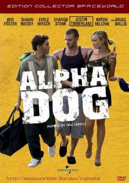 French DVDs - Alpha Dog
