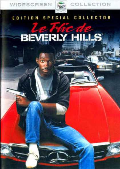 French DVDs - Beverly Hills Cop