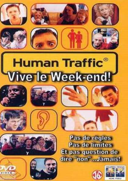 French DVDs - Human Traffic