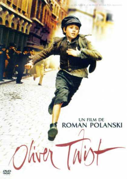 French DVDs - Oliver Twist