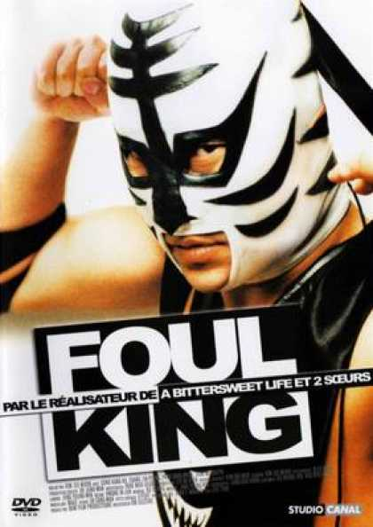 French DVDs - The Foul King
