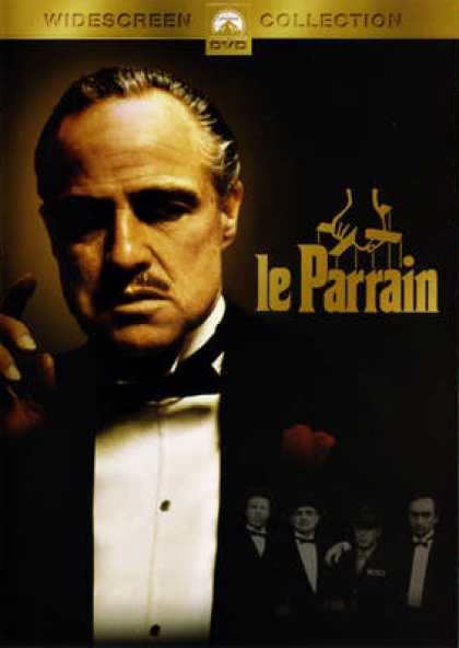 French DVDs - The Godfather