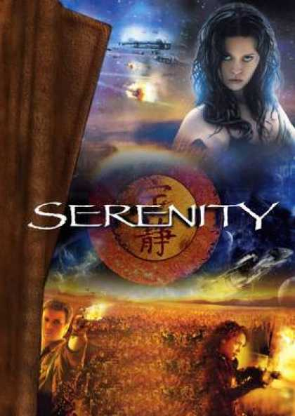 French DVDs - Serenity