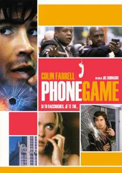 French DVDs - The Phone Game