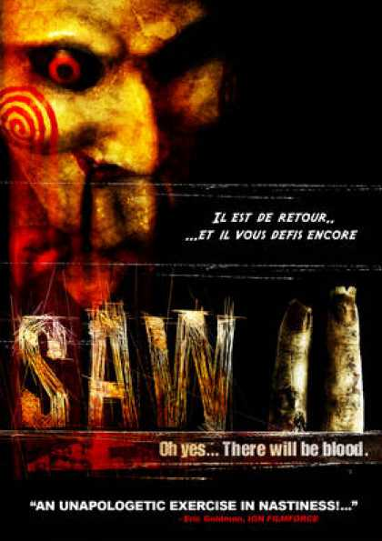 French DVDs - Saw 2