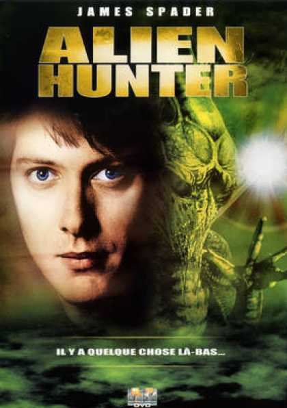 French DVDs - Alien Hunter