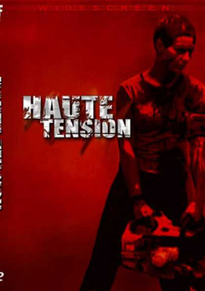 French DVDs - High Tension
