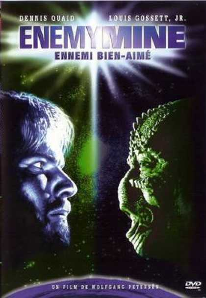 French DVDs - Enemy Mine