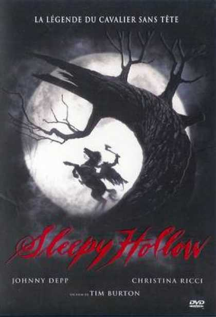 French DVDs - Sleepy Hollow