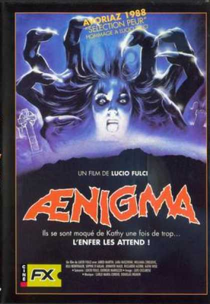 French DVDs - Aenigma