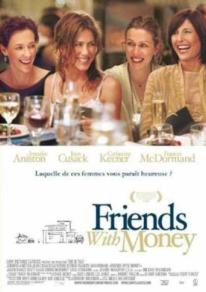 French DVDs - Friends With Money