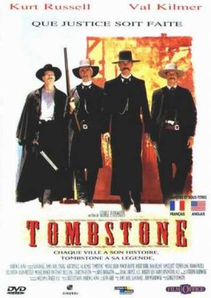 French DVDs - Tombstone