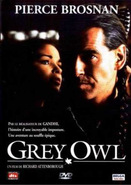 French DVDs - Grey Owl