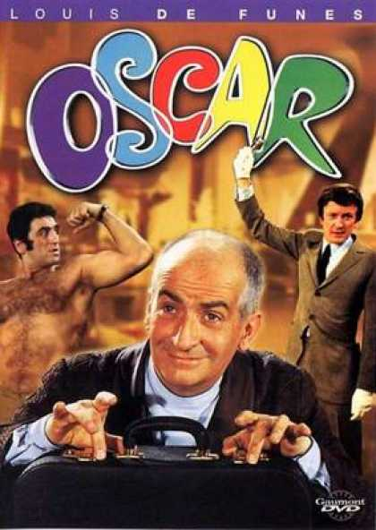 French DVDs - Oscar