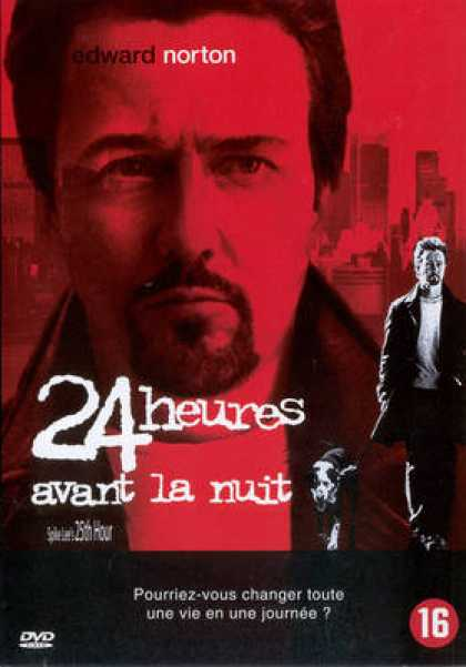 French DVDs - 24 Hours Before The Night