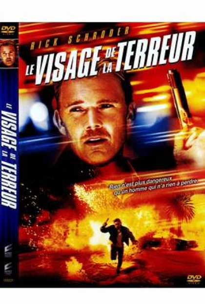 French DVDs - Face Of Terror