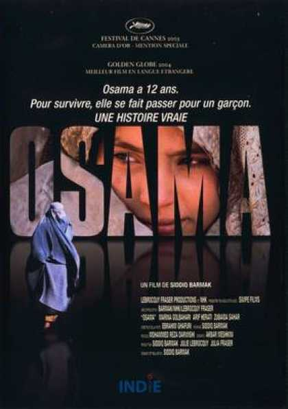 French DVDs - Osama