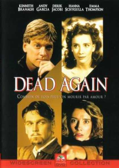 French DVDs - Dead Again