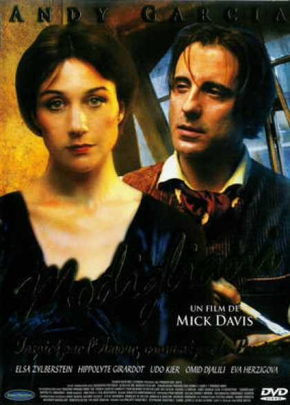 French DVDs - Modigliani