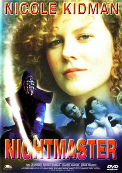 French DVDs - Nightmaster