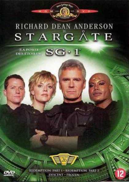 French DVDs - Stargate Sg 1 Vol 26