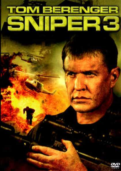 French DVDs - Sniper 3