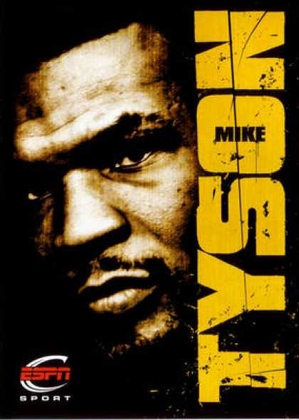 French DVDs - Mike Tyson