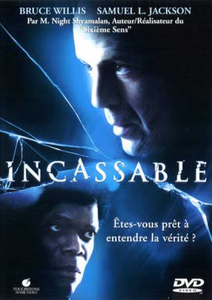 French DVDs - Incassable