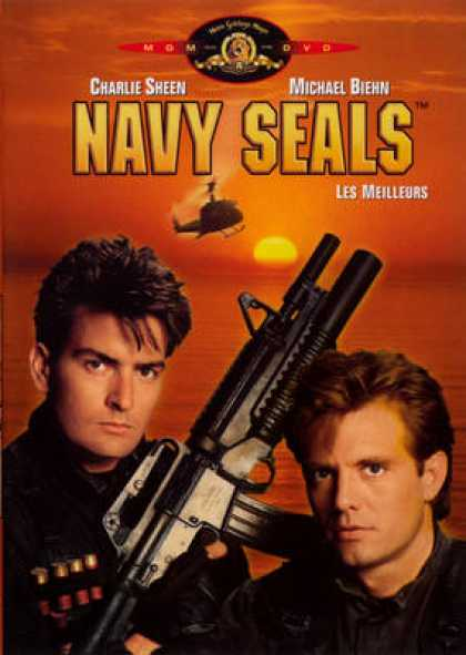 French DVDs - Navy Seals