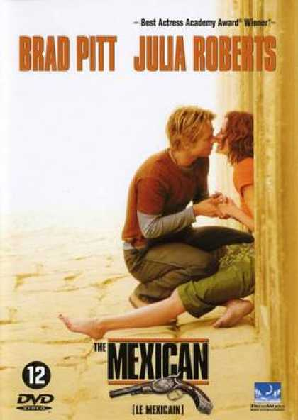 French DVDs - The Mexican