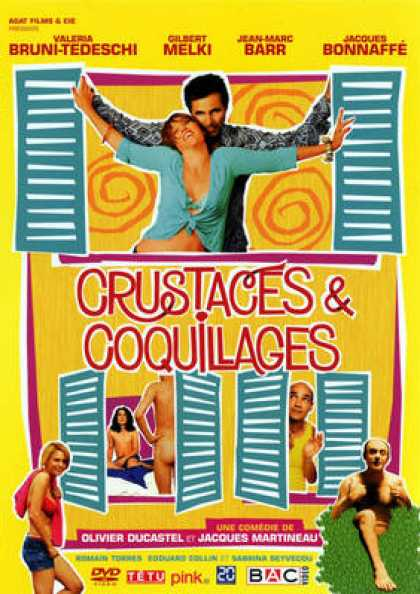 French DVDs - Crustaces Et Coquillages