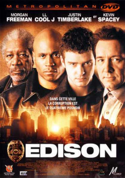French DVDs - Edison
