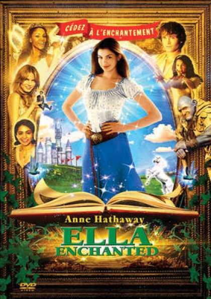 French DVDs - Ella Enchanted