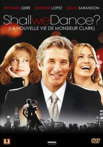 French DVDs - Shall We Dance