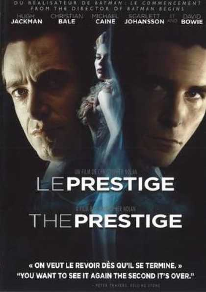 French DVDs - The Prestige
