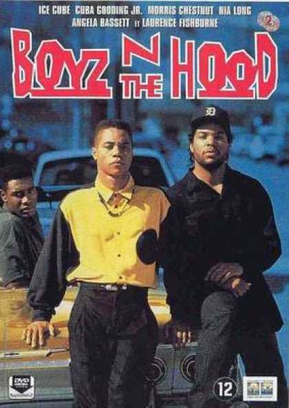 French DVDs - Boyz In The Hood