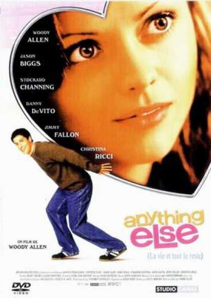 French DVDs - Anything Else