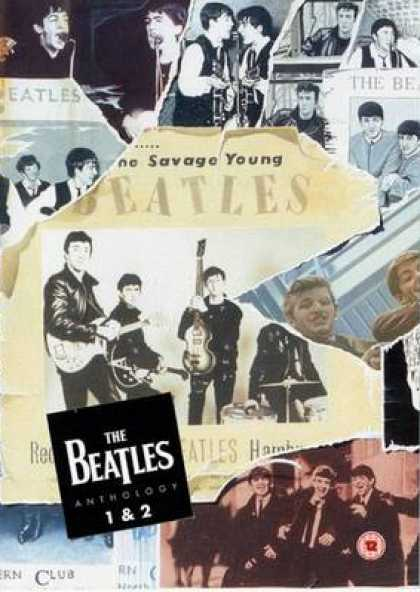 French DVDs - The Beatles Anthology Discs 1 And 2