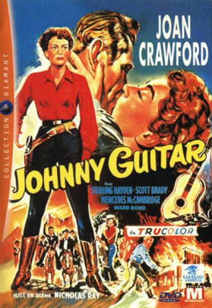 French DVDs - Johnny Guitar