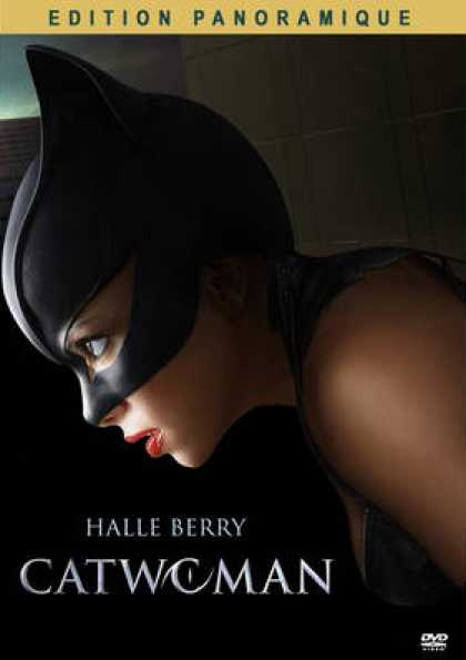 French DVDs - Catwoman