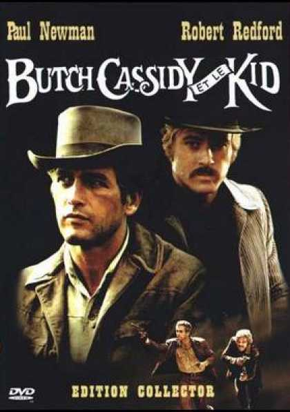 French DVDs - Butch Cassidy And Le Kid Collector
