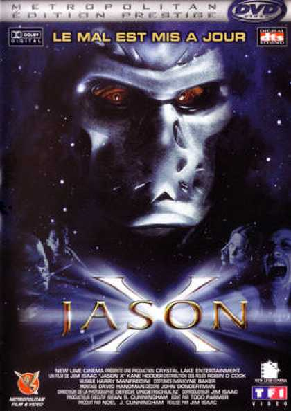 French DVDs - Jason X