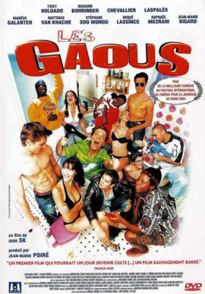 French DVDs - Les Gaous