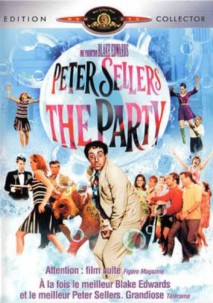 French DVDs - The Party