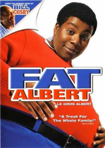 French DVDs - Fat Albert French Canadian