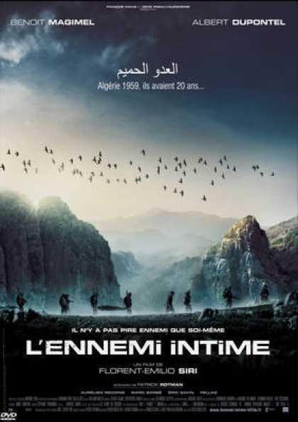 French DVDs - L' Ennemi Intime FRENCH R2 CUSTOM (