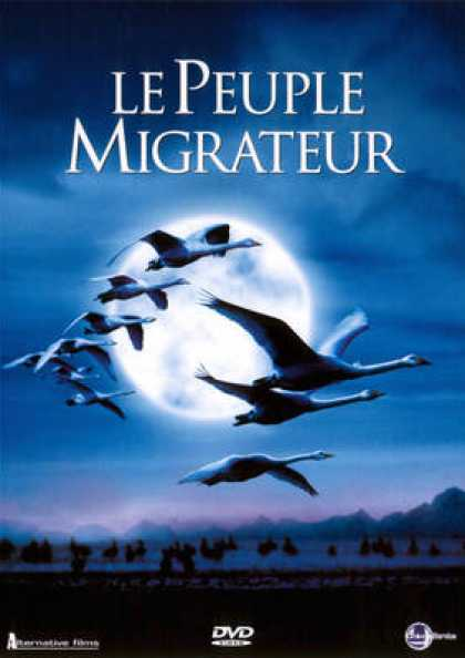 French DVDs - Le Peuple Migrateur
